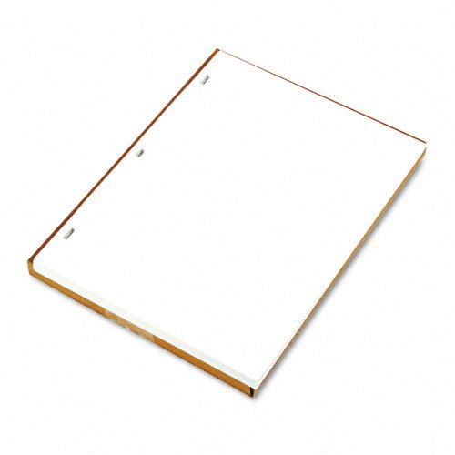 Wilson Jones : Extra White Ledger Sheets for Corporation & Minute Book, 11 x 8-1/2, 100 Sheets -:- Sold as 2 Packs of - 1 - / - Total of 2 Each
