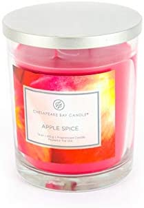 Heritage Candles 16 oz Canning Jars VANILLA and 2 apple spice left