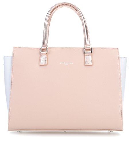 Lancaster Saffiano Intemporel Handtasche mehrfarbig