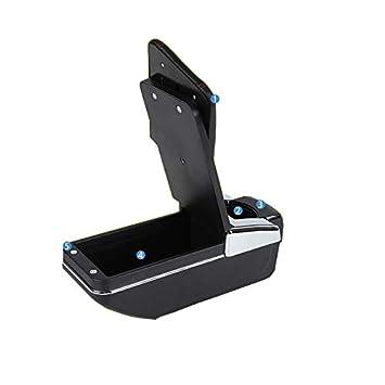 SZSS-CAR Bracciolo portaoggetti in pelle per auto
