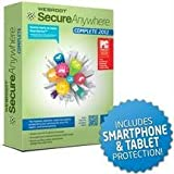 Software : SECUREANYWHERE AV 3U QTY 100 MIN