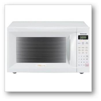 Panasonic NN-S505WF Mid-Size 1.1-Cubic-Foot 1200-Watt Microwave