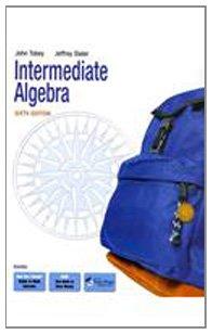 Intermediate Algebra Plus MyMathLab/MyStatLab Student Access Code Card (6th Edition)