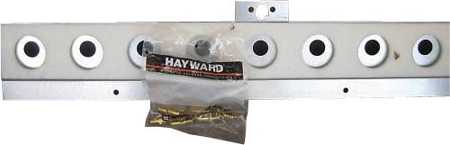 (Hayward IDXL2GAOB1350 Gas, Air and Orifice Bracket Replacement Kit for Hayward Universal H-Series Heater)
