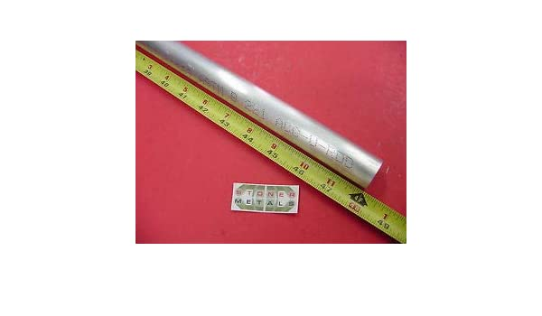 "1/"" Diameter ALUMINUM 6061 ROUND ROD 48/"" long T6511 1.00/"" Solid Bar Lathe Stock"