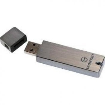 IronKey 4 GB Secure Hardware-Encrypted USB 2.0 Flash Drive D20402A