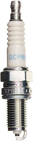 NGK (4339) Standard Spark Plug, Pack of 1