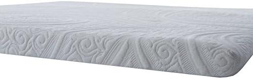 Ommage Sleep Organic Natural Latex Mattress Topper, Medium Firmness, 3 Inches King