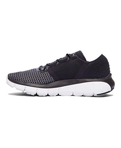 Zapatillas Para Correr Under Armour Mujeres Ua Speedform Fortis 2 Negro / Blanco / Blanco