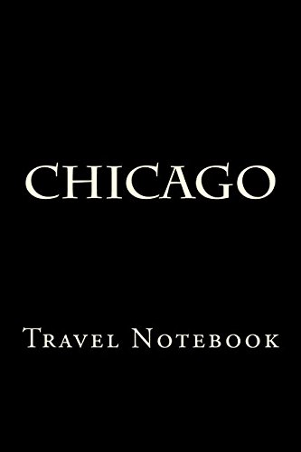 Download Chicago: Travel Notebook ebook