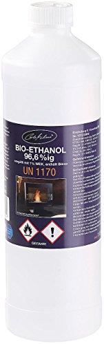 Bio-Ethanol / Bio-Alkohol für Deko-Kamine 1 Liter