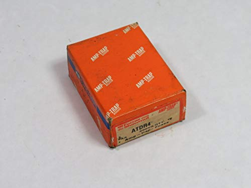 Amp Trap Atdr4 Time Delay Fuse 600Vac Atdr4 ()