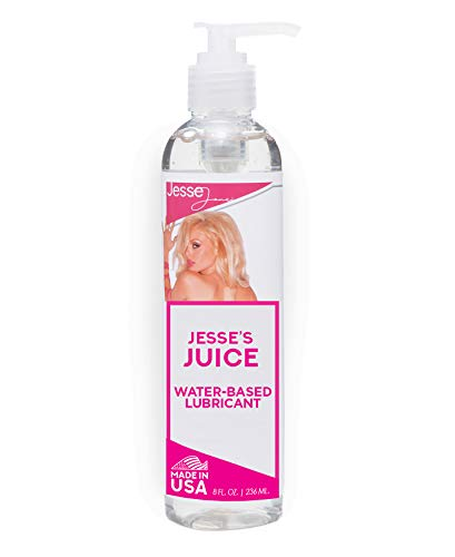 Jesse Jane Jesses Juice Water-Based Lubricant, 8 Fluid Ounce
