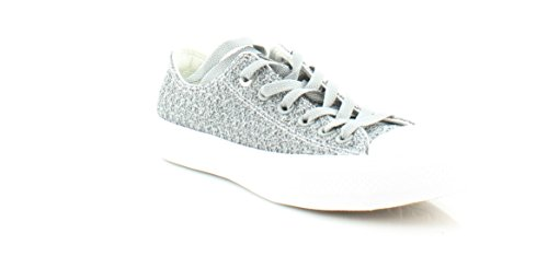 Converse White Zapatillas Mouse tela de unisex qS4wafRv