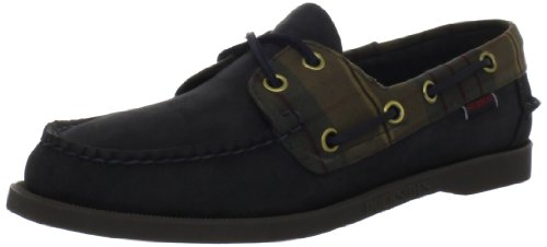 Sebago Spinnaker Para Mujer Oxford Navy / Tribal