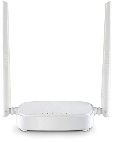 Tenda N300 Wireless Wi-Fi Router - Easy Setup, Up tp 300Mbps (N301) (Easy Setup Wireless Router)