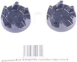 Pack de deux coupleurs de KitchenAid 9704230.