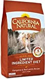 California Natural Grain Free Kangaroo & Red Lentils Formula Adult Dog Food - 26 pounds