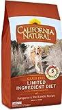 California Natural Grain Free Kangaroo & Red Lentils Formula Adult Dog Food - 26 Pounds