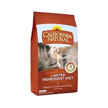 California Natural Dog Food Amazon