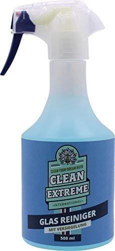 Cleanextreme Auto Glasreiniger 500 Ml Autoscheiben Reinigung Mit