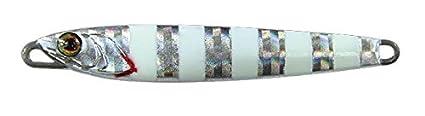 ジャッカル ラスパティーンTG73mm40g グローストライプ/ボーダーホロの画像