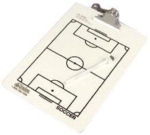 Tandem Sport Coaches Clipboard Soccer TSCLIP-SO