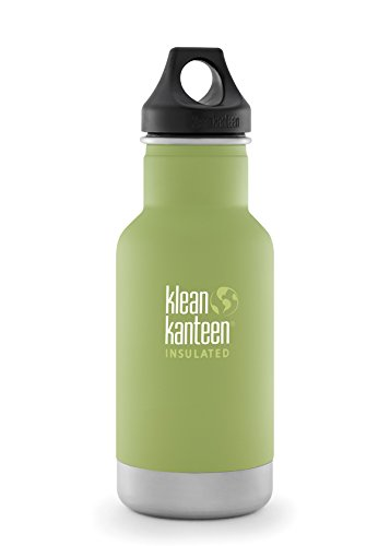 Klean Kanteen Classic Double Wall Vacuum Insulated Stainless ​Steel Water Bottle