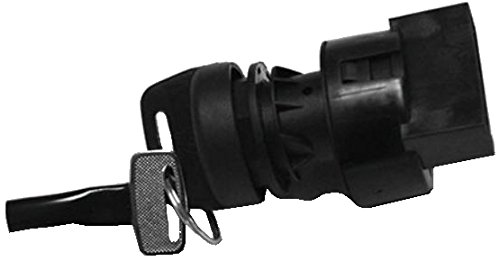 OEM Replacement 3 Position Ignition Key Switch for Polaris Ranger Sportsman Magnum (Polaris Sportsman Scrambler)