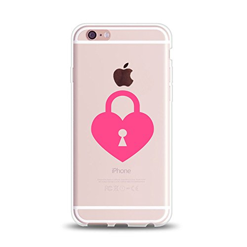 Cases Replacement for iPhone 6(6s),Lock & Key