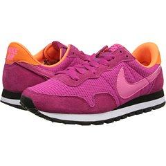 Nike Air Pegasus 83Zapatos de alimentación (Fireberry/total naranja/negro/rosa) para mujer (Potencia de Fireberry/total naranja/negro/rosa)
