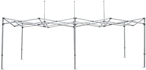 Impact Canopy Pop up Canopy Tent Frame ONLY – Choose Style and Size ML 10×20