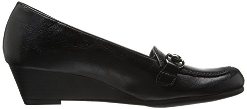 Love Loafer Aerosoles Women's Black Spell A2 Slip on Yz44nOHx