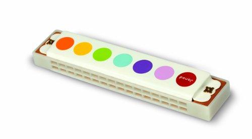Janod - J07609 - Instrument de Musique - Harmonicas Confetti