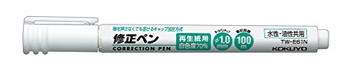 kokuyo-correction-pen-aqueous-oily-shared-recycled-paper-for-whiteness-70-tw-e61n