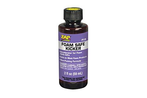 Ca Foam Safe (Pacer Technology (Zap) Foam Safe Kicker, 2 oz)