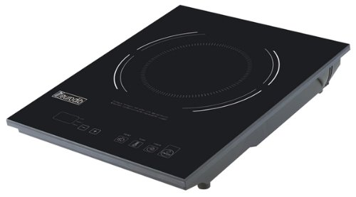 Eurodib P3D Countertop Induction Range With Digital Temperature Controls  Cooktop, Single Induction, 1600