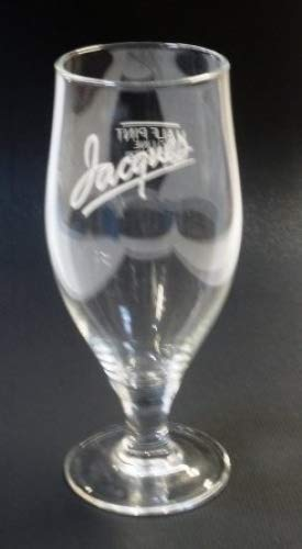 Jacques Cider Tall Stem Glass Pub Paraphernalia