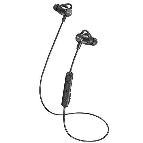 Bluetooth Headphones, Naporon Super Bass HiFi Stereo Wireless Earbuds,Bluetooth 4.1 Magnetic Sport Sweatproof Earphones(IPX6 Waterproof,CSR8645,8H Playtime)