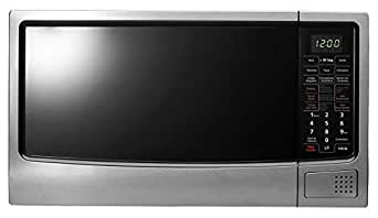 Samsung 32 Liters Solo Microwave with Three Waves, Gray - ME9114GST1