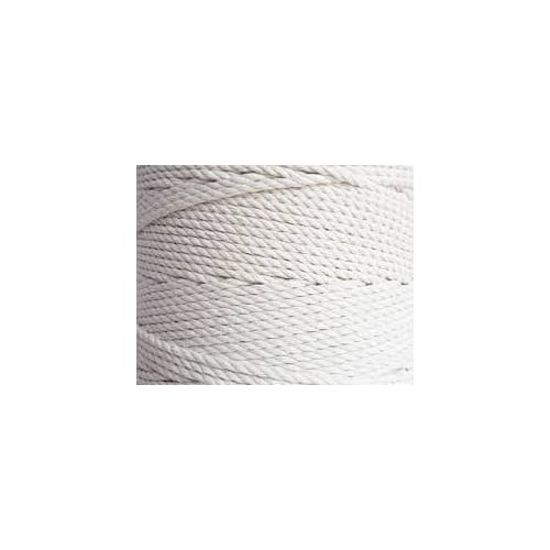 (Pack of 2) White Cotton Craft String