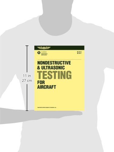 Nondestructive and ultrasonic testing for aircraft faa advisory nondestructive and ultrasonic testing for aircraft faa advisory circulars 43 3 43 7 faa handbooks series federal aviation administration faaaviation fandeluxe Image collections