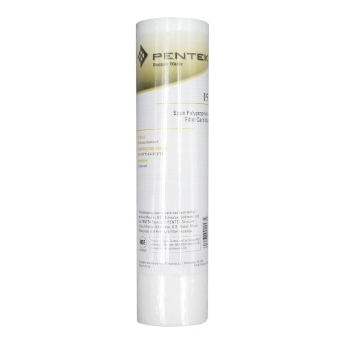 Pentek P5 9-7/8 Spun-Bonded Polypropylene Residue Filter 5 Mic