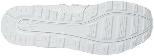 New White Balance White Womens New 696v1 Balance Sneaker Classic wEaxqwr7n8