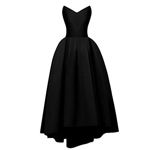 high low corset dress - 8