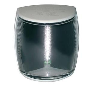 (Hella Marine Naviled Pro Stern Navigation Lamp - 3nm - White Housing Housing = White   Lens Color = Clear   Visibility)