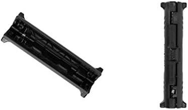 shamjina 2ピース/個回転同軸同軸ケーブルカッターツールRG59 RG6 RG7 RG11ストリッパーブラック