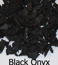 YARDWISE Landscape Rubber Mulch 75 Cu.Ft. Pallet-Black Onyx Color by YardWiseUSA