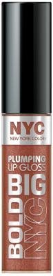 New York Color Big Bold Plumping Lip Gloss - Extra Large Latte (Pack of 2)