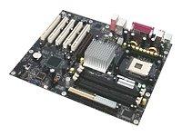 (875P PGA478 MAX-4GB Ddr ATX5PCI AGP8X Gbe ATA100 Sata-r 800MHZ)